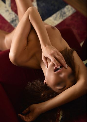 Jammie massage therapist escort Cape Town